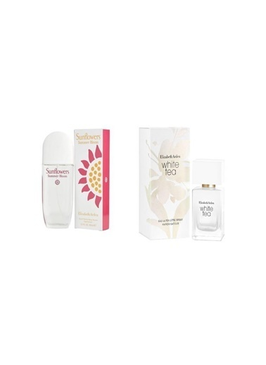 Elizabeth Arden Elizabeth Arden Sunflowers Summer Bloom Edt 100 Ml+White Tea Edt 30 Ml Renksiz